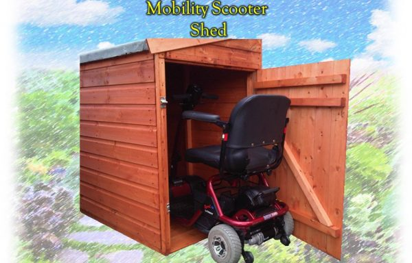 Mobility Scooter Garage/Shed