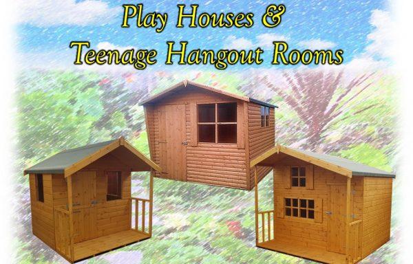 Play Houses / Teenage Hang outs